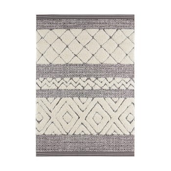 Covor Mint Rugs Todra, 160 x 230 cm, crem - negru imagine