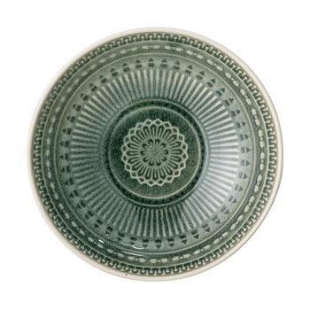 Bol din gresie ceramică Bloomingville Rani,ø18cm, verde poza bonami.ro