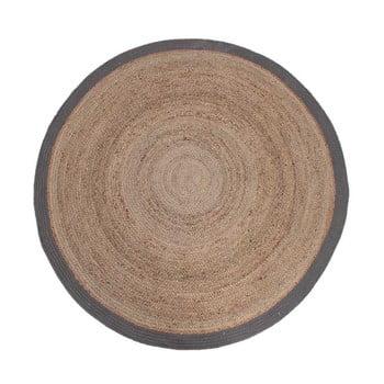 Covor din fibre de cânepă LABEL51 Rug, ⌀ 180 cm imagine