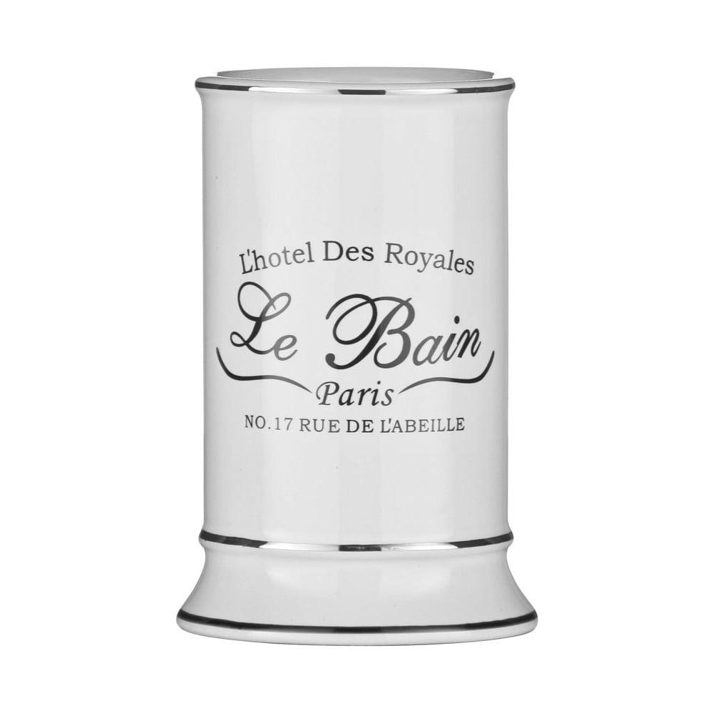 Pahar din ceramică Premier Housewares Le Bain White