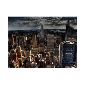 Tablou imprimat pe pânză Styler Manhattan, 100 x 75 cm bonami.ro