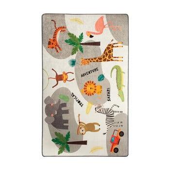 Covor copii Safari, 140 x 190 cm bonami.ro