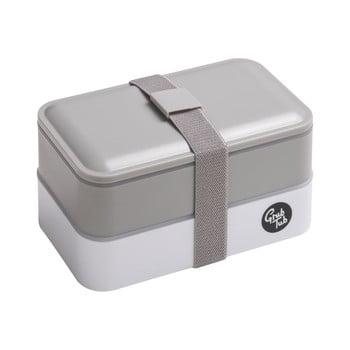 Cutie pentru gustări Premier Housewares Grub Tub, gri poza bonami.ro