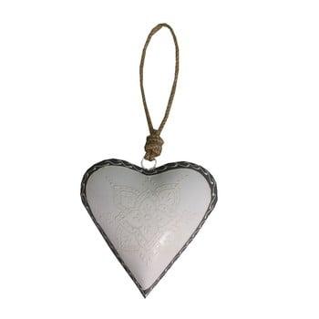 Inimă decorativă Antic Line Heart, 16 cm poza bonami.ro