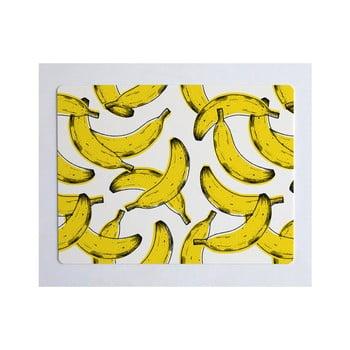 Suport pentru farfurie Really Nice Things Banana, 55 x 35 cm poza bonami.ro