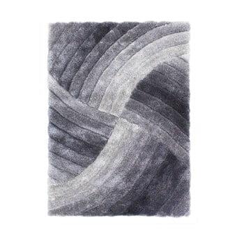 Covor Flair Rugs Furrow, 120 x 170 cm, gri imagine