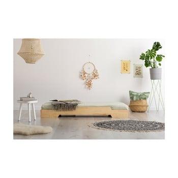 Pat din lemn de pin pentru copii Adeko BOX 8, 100 x 200 cm imagine