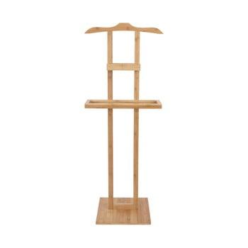 Valet din bambus pentru haine Compactor Range Wood bonami.ro
