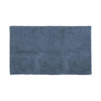 Covoraș din bumbac pentru baie Tiseco Home Studio Luca,60x100cm, albastru poza bonami.ro