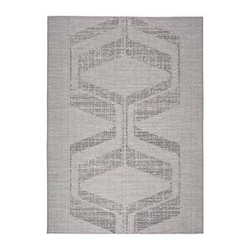 Covor pentru exterior Universal Weave Misana, 77 x 150 cm, albastru-gri bonami.ro