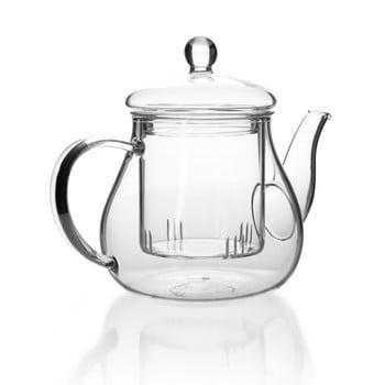 Ceainic din sticlă cu infuzor Bambum Tasev, 500 ml bonami.ro