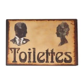 Tăbliță pentru wc Antic Line Toilettes bonami.ro
