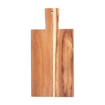 Tocător din lemn de salcâm Premier Housewares, 42 x 20 cm bonami.ro