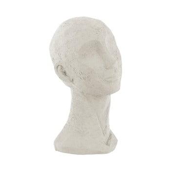 Statuetă decorativă PT LIVING Face Art, înălțime 28,4 cm, alb fildeș bonami.ro