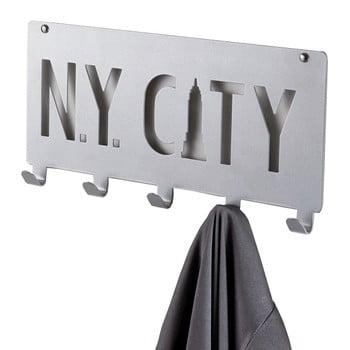 Cuier Compactor NY City, gri bonami.ro