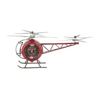 Ceas de birou Mauro Ferretti Helicopter 42 x 22 cm bonami.ro