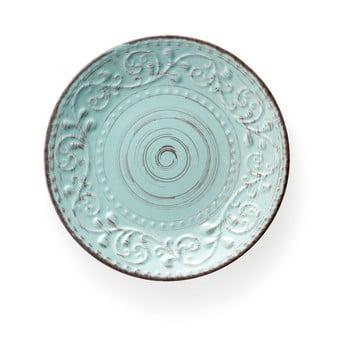 Farfurie din ceramică Brandani Serendipity, ⌀ 21 cm, turcoaz poza bonami.ro