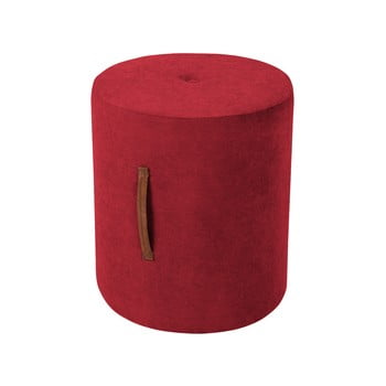 Puf Kooko Home Motion, ø 40 cm, roșu bonami.ro