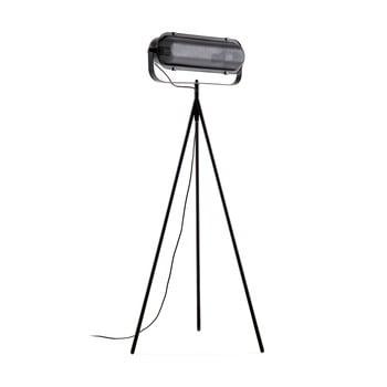 Lampadar La Forma Arete, înălțime 54 cm, negru bonami.ro