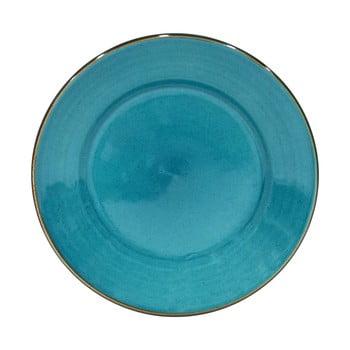 Farfurie din gresie ceramică Casafina Sardegna,⌀30cm, albastru bonami.ro