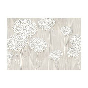 Tapet format mare Bimago Creamy Daintiness, 350 x 245 cm bonami.ro