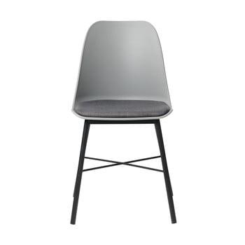 Scaun Unique Furniture Whistler, gri poza bonami.ro