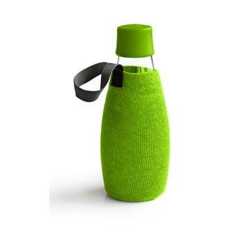 Husă pentru sticlă ReTap, 300 ml, verde poza bonami.ro