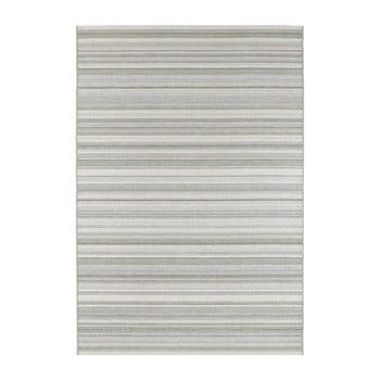 Covor adecvat și pentru exterior Elle Decor Secret Calais, 140 x 200 cm, verde imagine