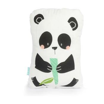 Pernă din bumbac Moshi Moshi Panda Gardens, 40 x 30 cm poza bonami.ro