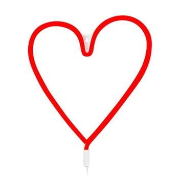 Inimă cu LED Markslöjd Vegas, roșu bonami.ro