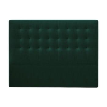 Tăblie pentru pat cu tapițerie de catifea Windsor & Co Sofas Athena, 160x120cm, verde poza bonami.ro