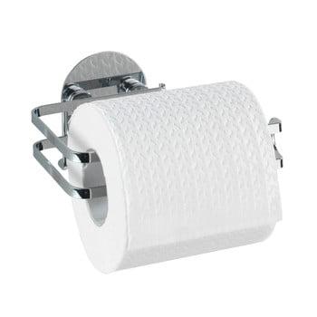 Suport autoadeziv pentru hârtia de toaletă Wenko Turbo-Loc, 11 x 13,5 cm bonami.ro