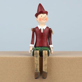 Statuetă decorativă Dakls Pinocchio bonami.ro