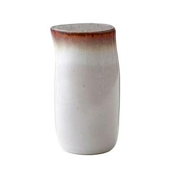 Latieră din ceramică Bitz Basics Cream, 0,2 l, crem poza bonami.ro