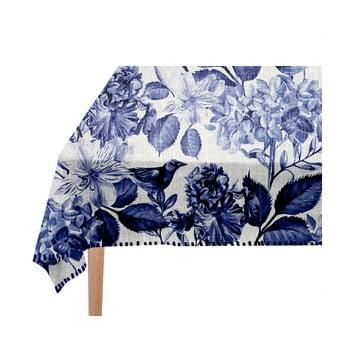 Față de masă Linen Couture Blue Birds, 140 x 200 cm bonami.ro