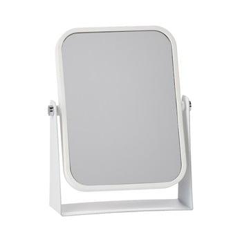 Oglindă cosmetică Zone, alb bonami.ro