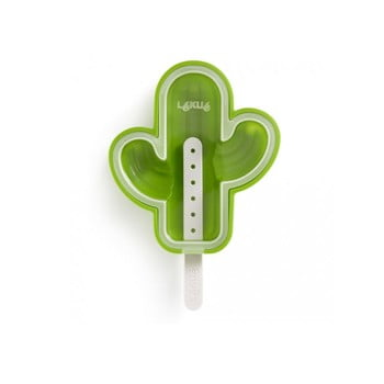 Formă din silicon pentru înghețată în formă de cactus Lékué, verde poza bonami.ro