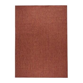 Covor adecvat pentru exterior Bougari Miami, 200 x 290 cm, roșu imagine