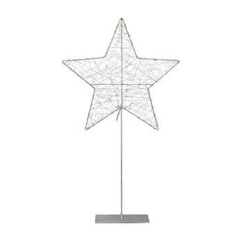 Decorațiune luminoasă cu LED Markslöjd Ronny Silver, înălțime 60 cm poza bonami.ro