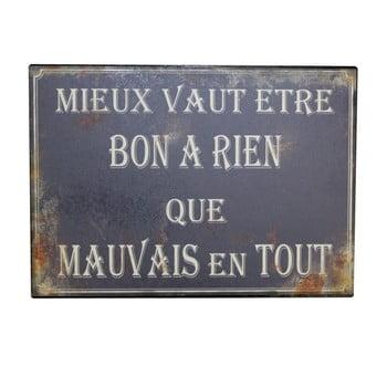 Tăbliță Antic Line Bon A Rien bonami.ro