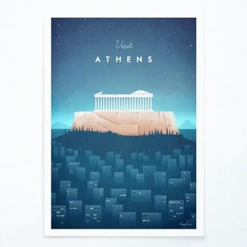 Poster Travelposter Athens, A2 bonami.ro