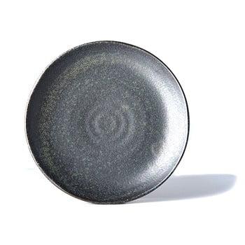 Farfurie din ceramică MIJ BB, ø 24,5 cm, negru bonami.ro