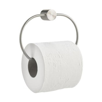 Suport din inox pentru hârtie igienică Zone Ring poza bonami.ro