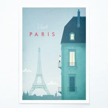 Poster Travelposter Paris, A2 bonami.ro