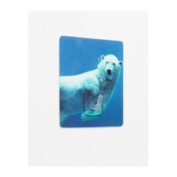 Carlig de perete Compactor Magic Polar Bear