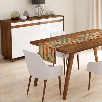 Napron din microfibră pentru masă Minimalist Cushion Covers Mentio, 45 x 145 cm bonami.ro