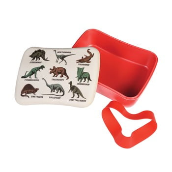 Cutie de gustări pentru copii Rex London Prehistoric Land poza bonami.ro