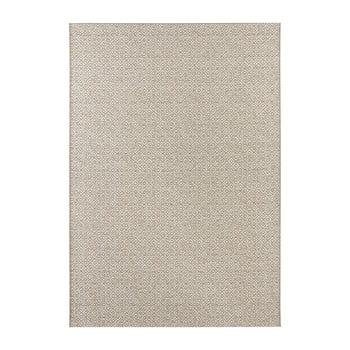 Covor potrivit pentru exterior Elle Decor Bloom Croix, 200 x 290 cm, bej - crem imagine