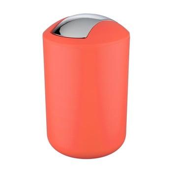 Coș de gunoi Wenko Brasil L, înălțime 31 cm, roșu corai bonami.ro