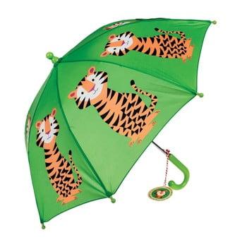 Umbrelă pentru copii Rex London Jim The Tiger, ⌀64cm bonami.ro